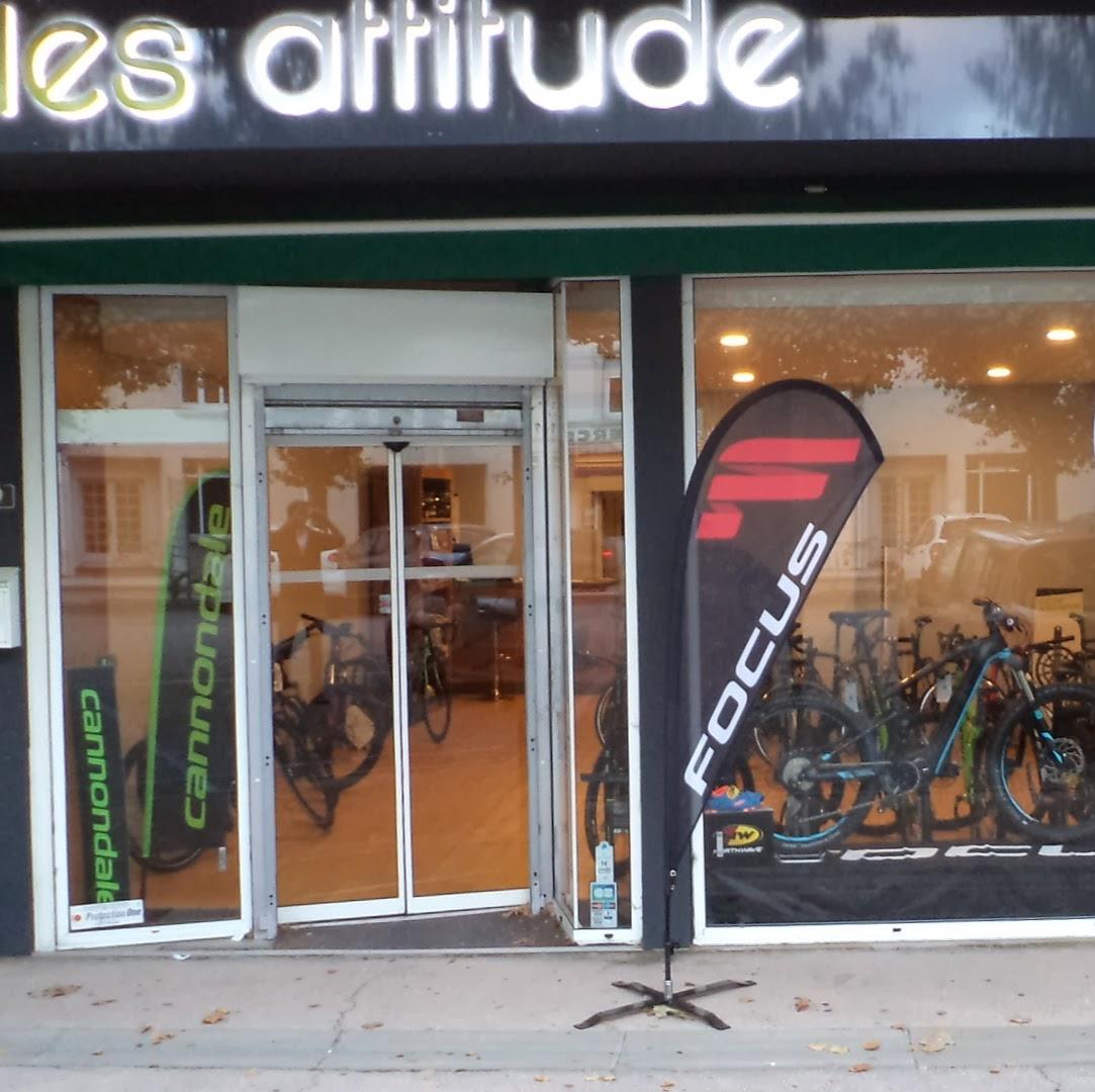Cycles Attitude store