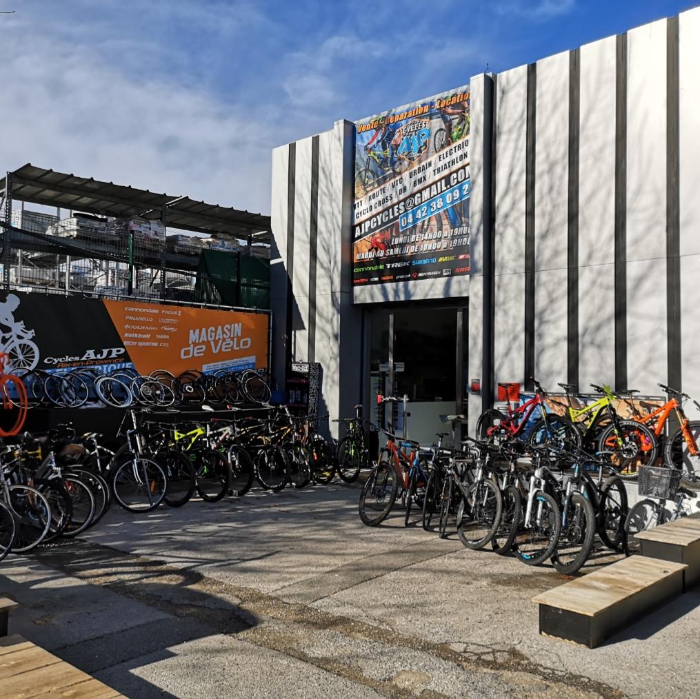 Cycles Ajp Aix En Provence store