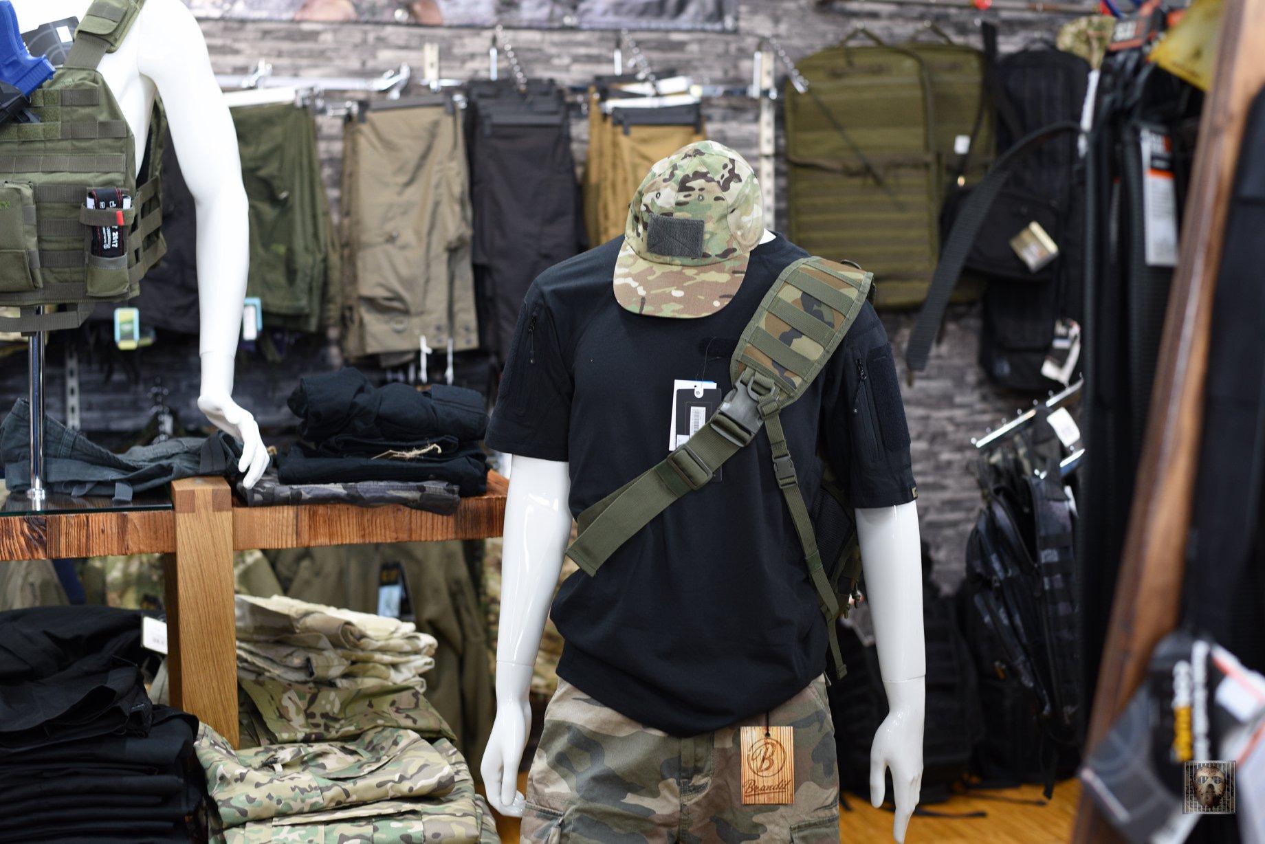 Lehmann Army & Survival Shop Hard