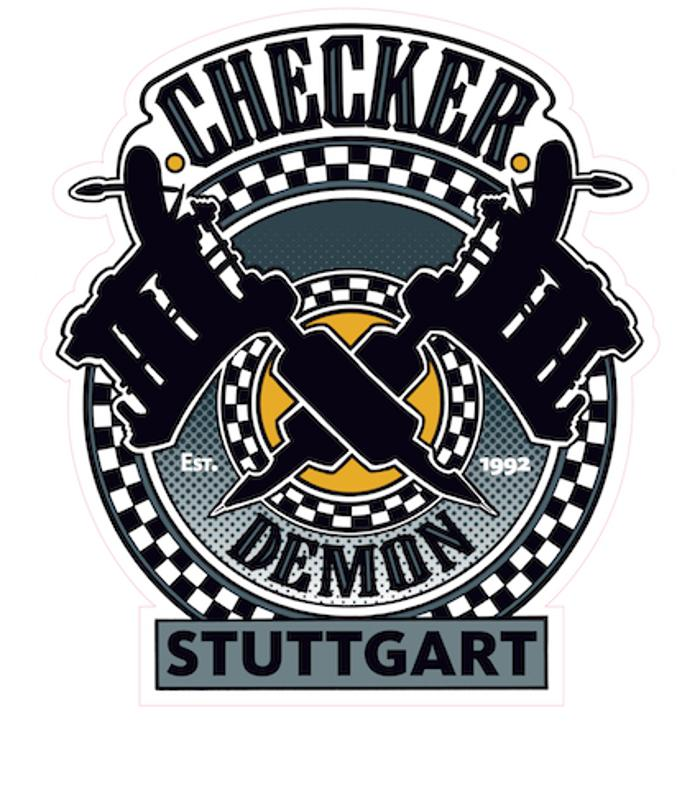 Bild zu Checker Demon Tattoos in Stuttgart