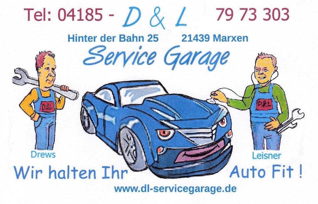 Bild zu Oliver Drews& Dirk Leisner D&L Servicegarage GbR in Marxen im Auetal