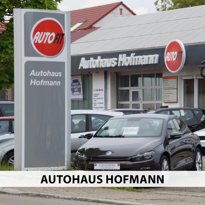 Bild zu Autohaus Hofmann GmbH in Kreßberg