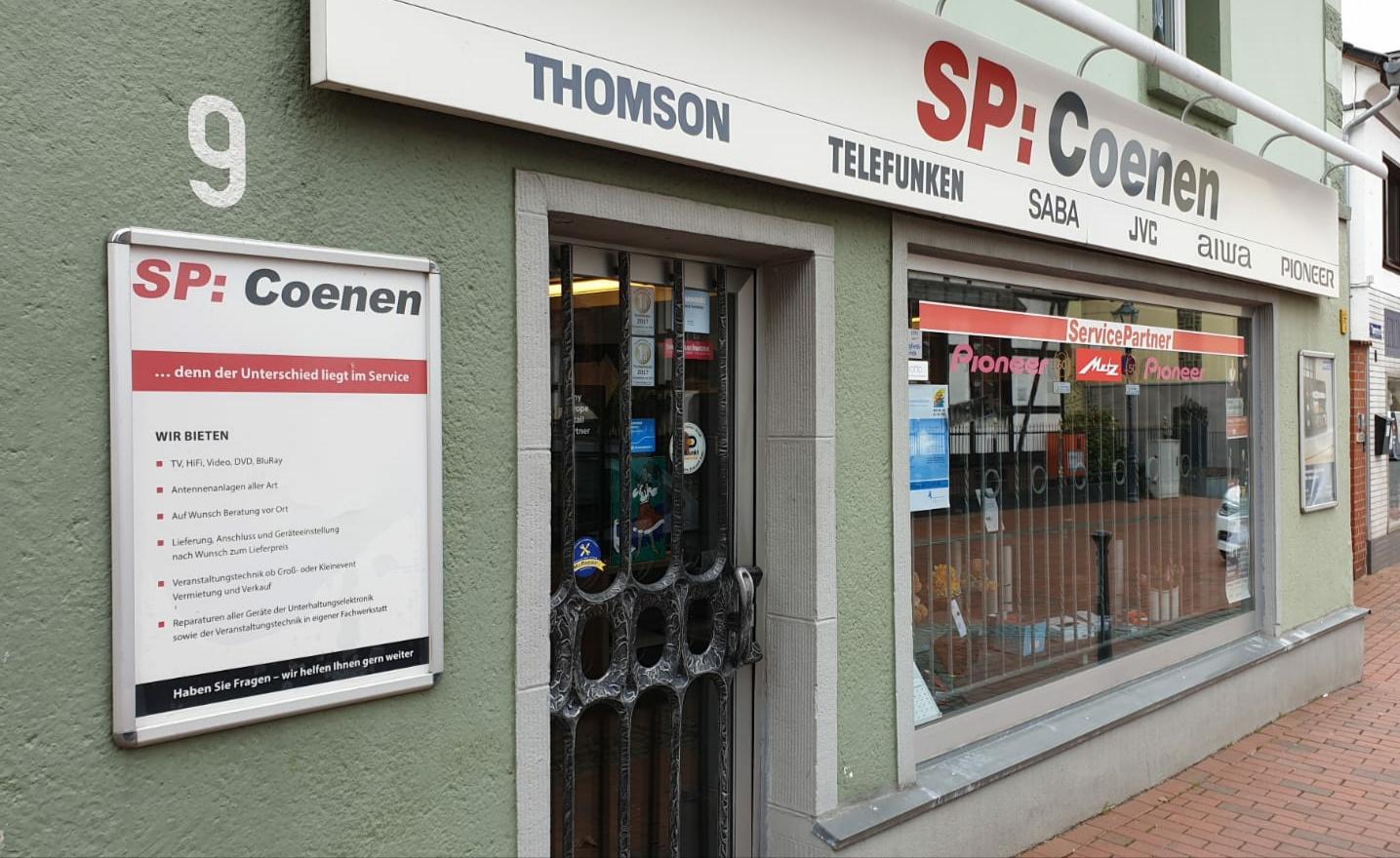 SP: Coenen