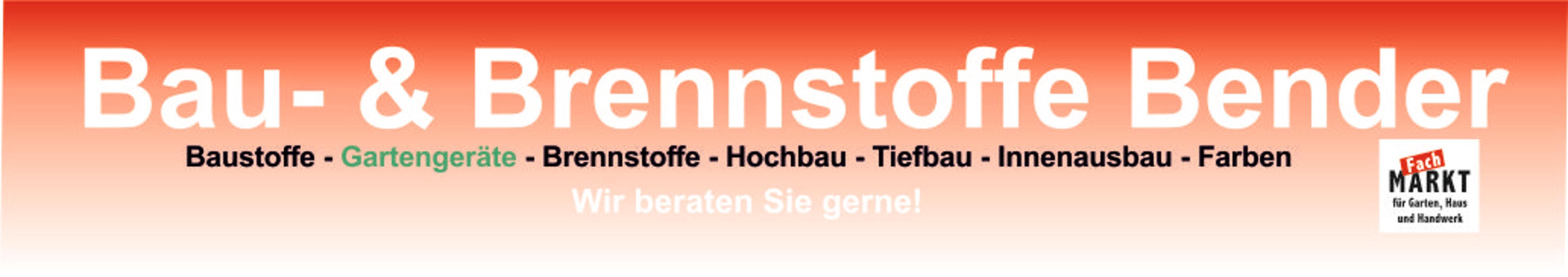 Bild zu Bau- & Brennstoffe Bender in Morsbach an der Sieg
