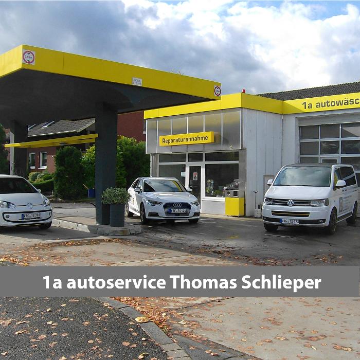 Bild zu 1a autoservice Thomas Schlieper in Warendorf