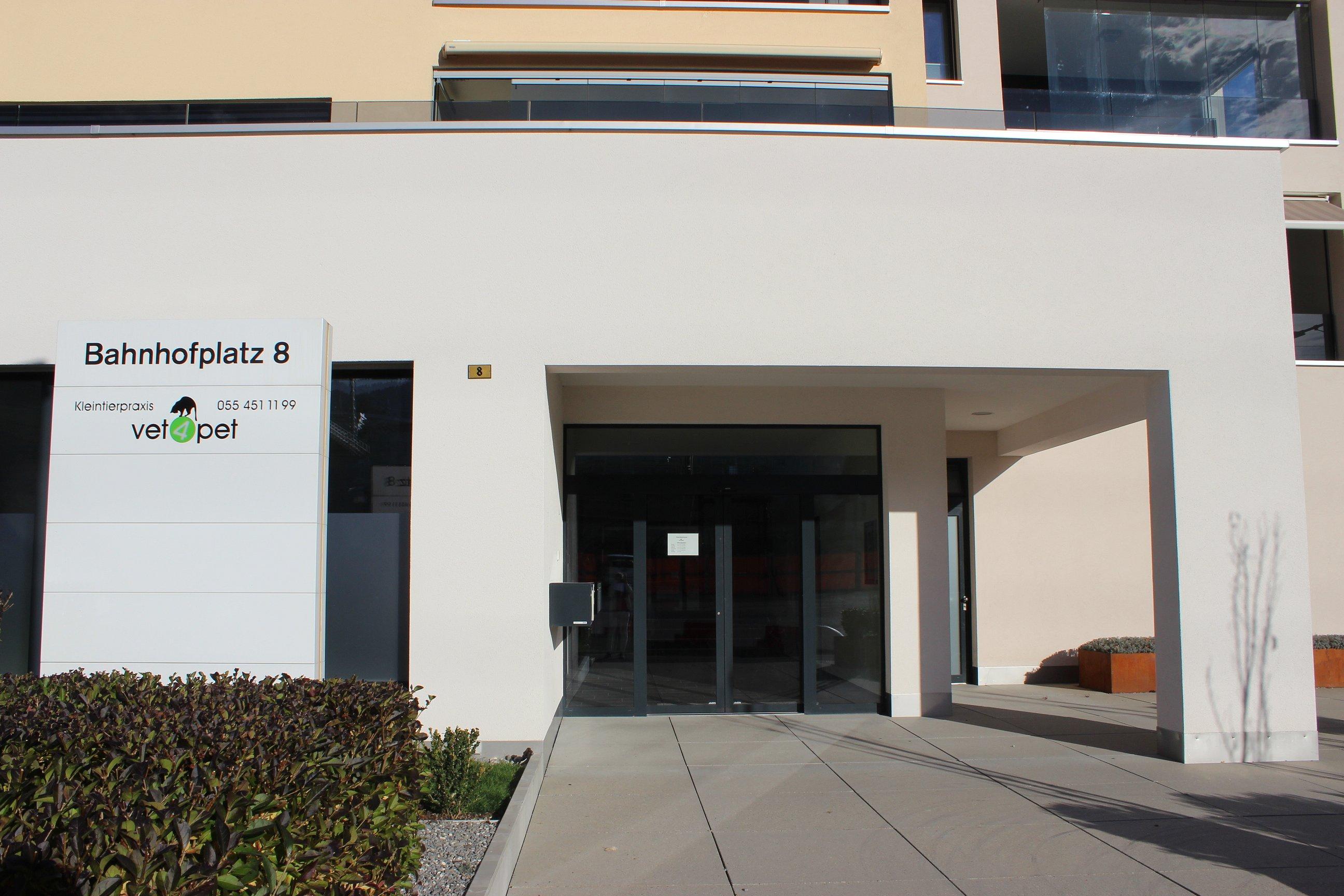 Kleintiermedizinisches Zentrum vet4pet