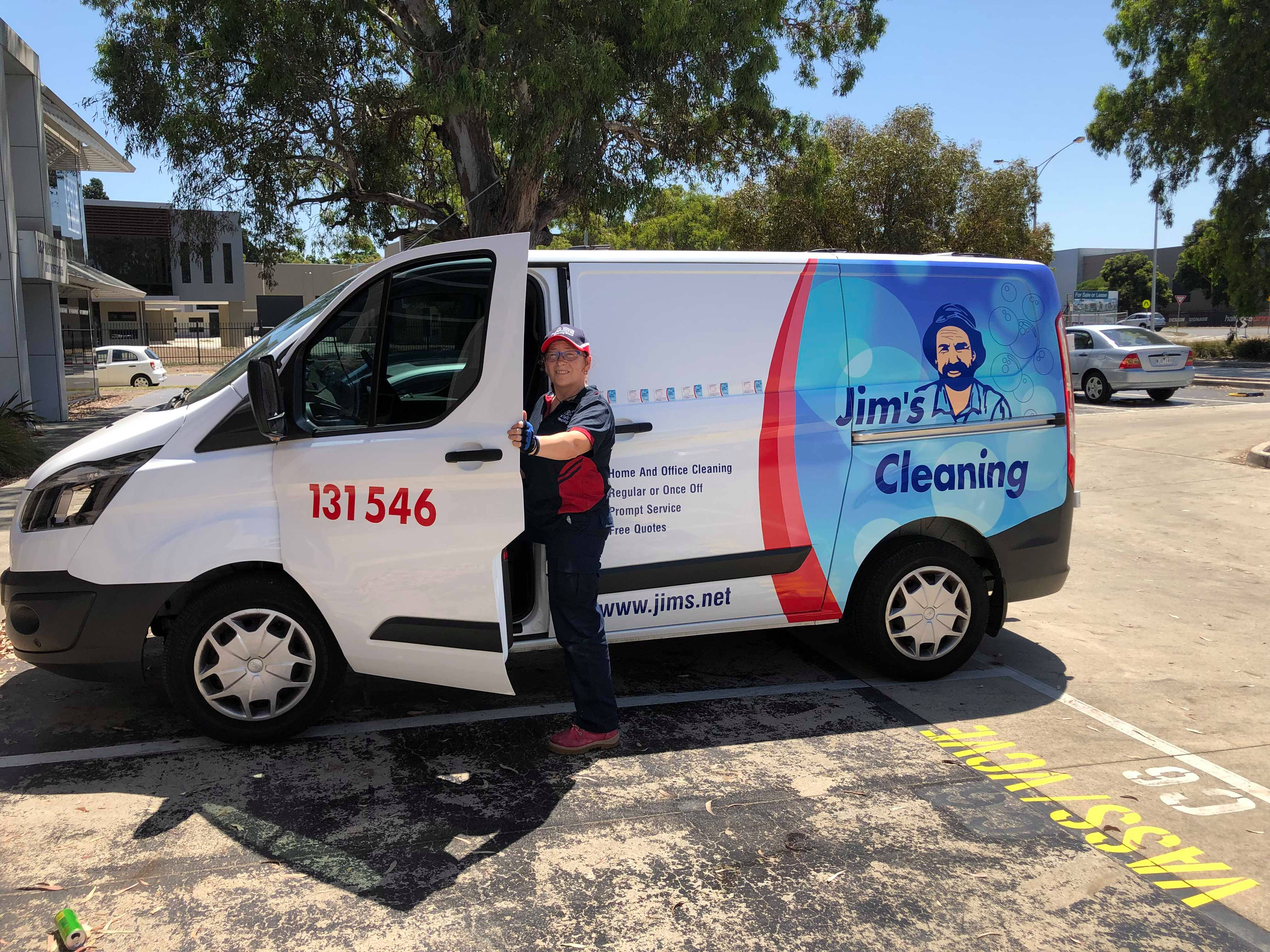 Jim's Cleaning Highbrook