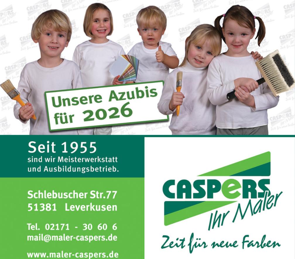 Malerwerkstätte Caspers GmbH & Co.KG
