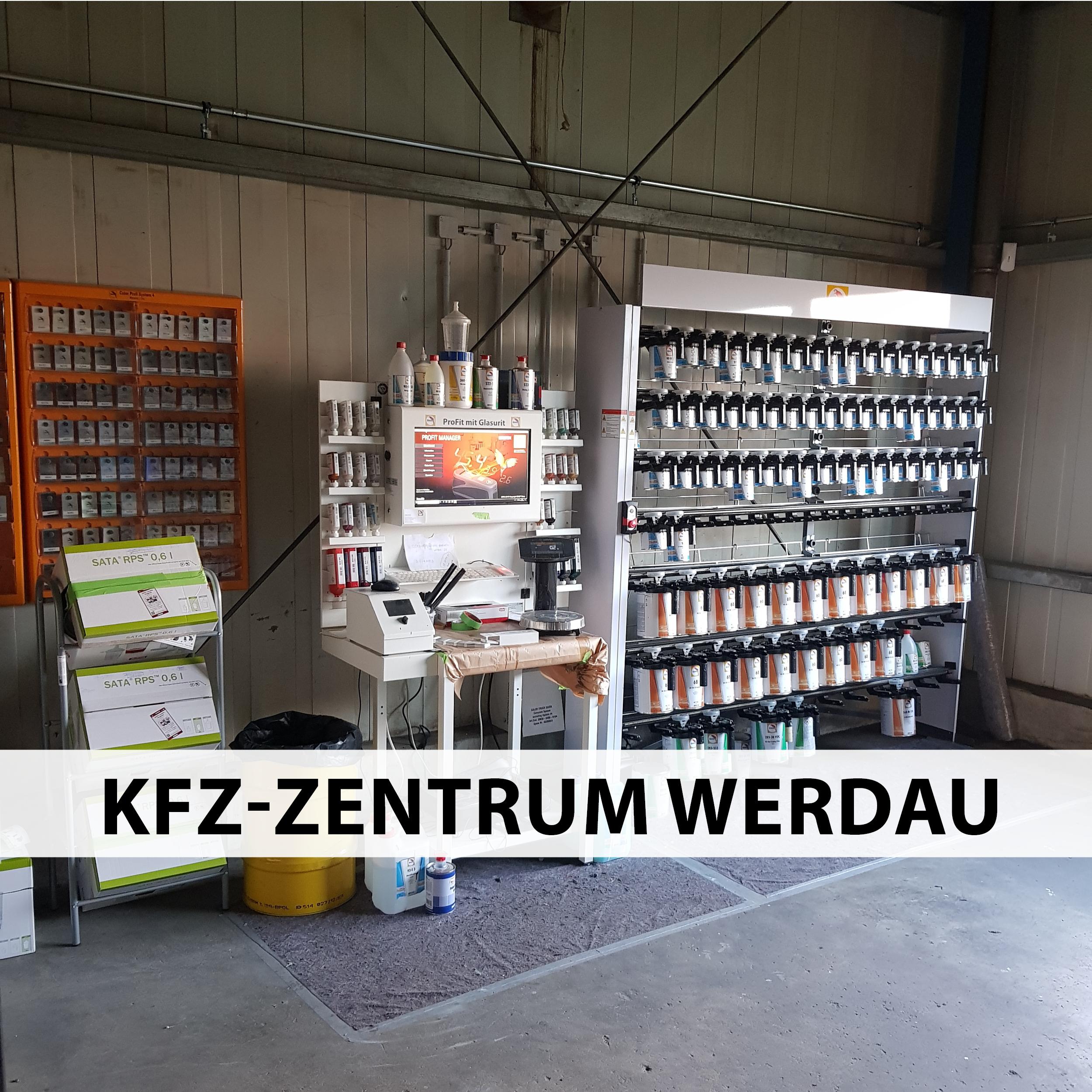 KFZ-Zentrum Werdau Werdau