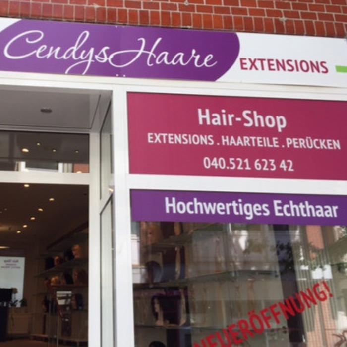 Bild zu CendyS Haare in Hamburg