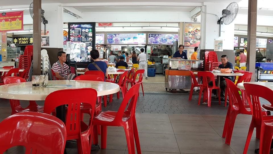 Kim San Leng Food Centre Bukit Panjang