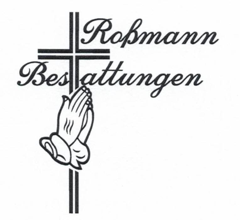 Bild zu Roßmann-Bestattungen in Weida
