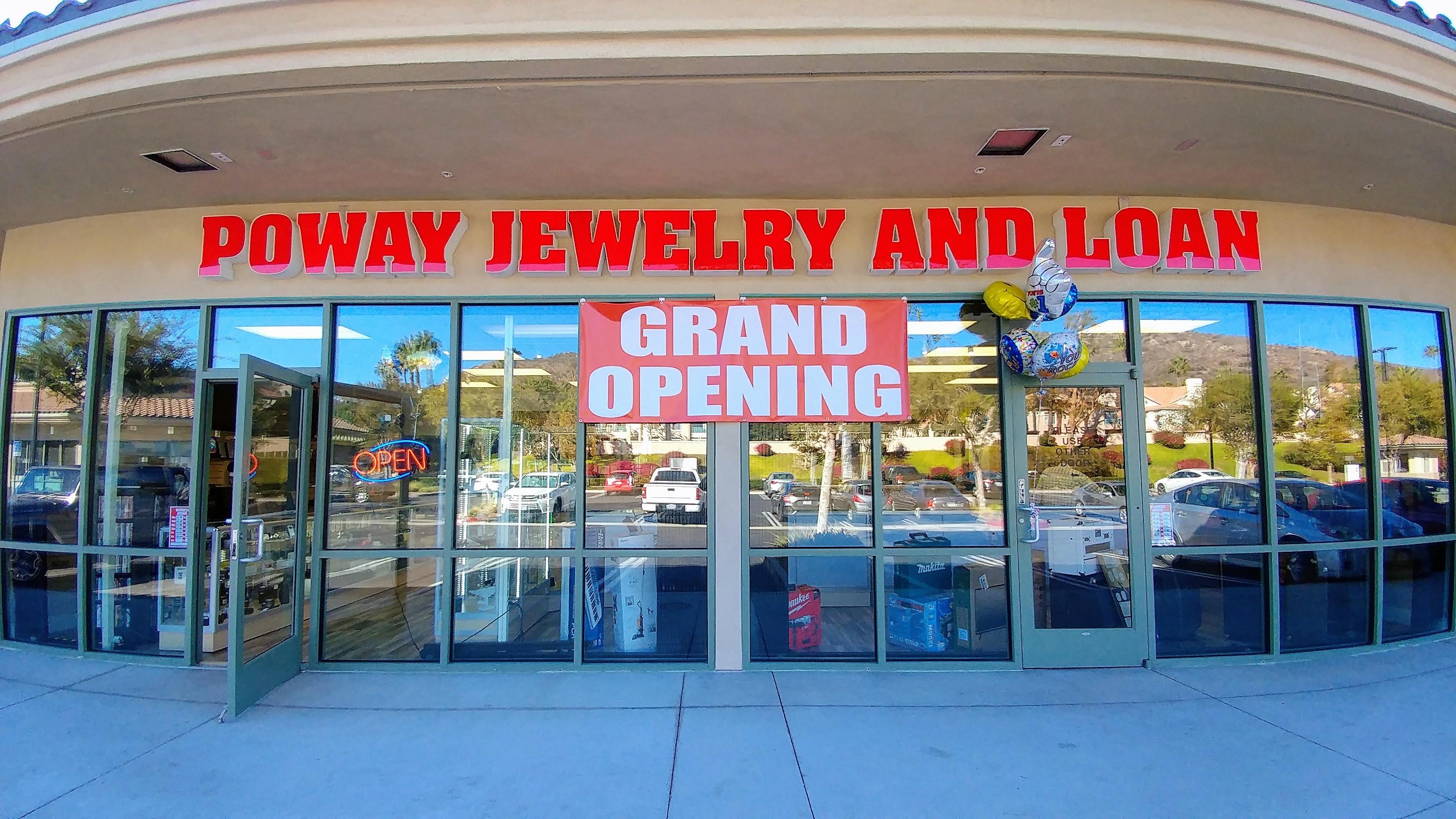 Poway Jewelry & Loan (formerly Poway Pawn) - San Diego, CA 92128 - (858)486-9604 | ShowMeLocal.com