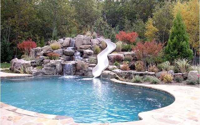 Aqua Action - The Pool Slide Guys