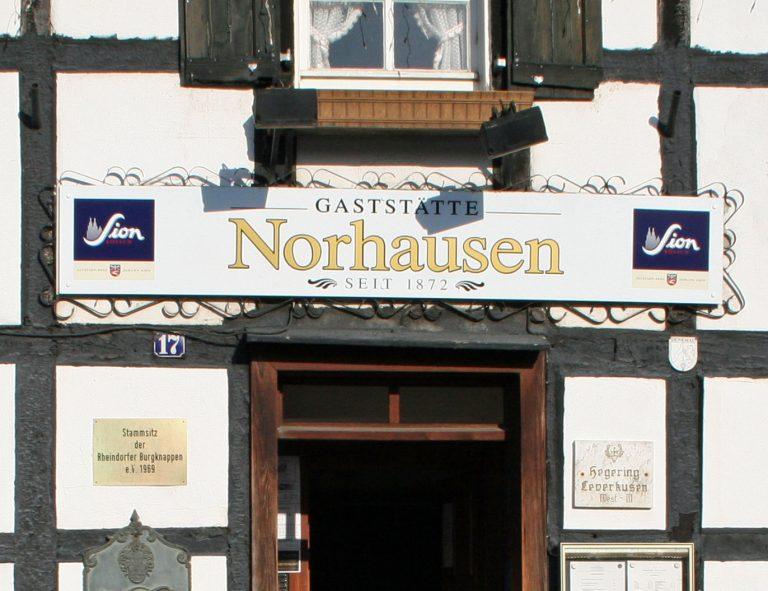 Gaststätte Norhausen
