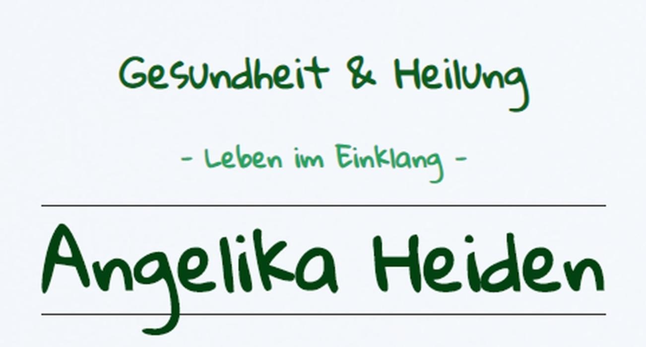 Bild zu Angelika Heiden Gesundheit und Heilung in Sankt Georgen im Schwarzwald