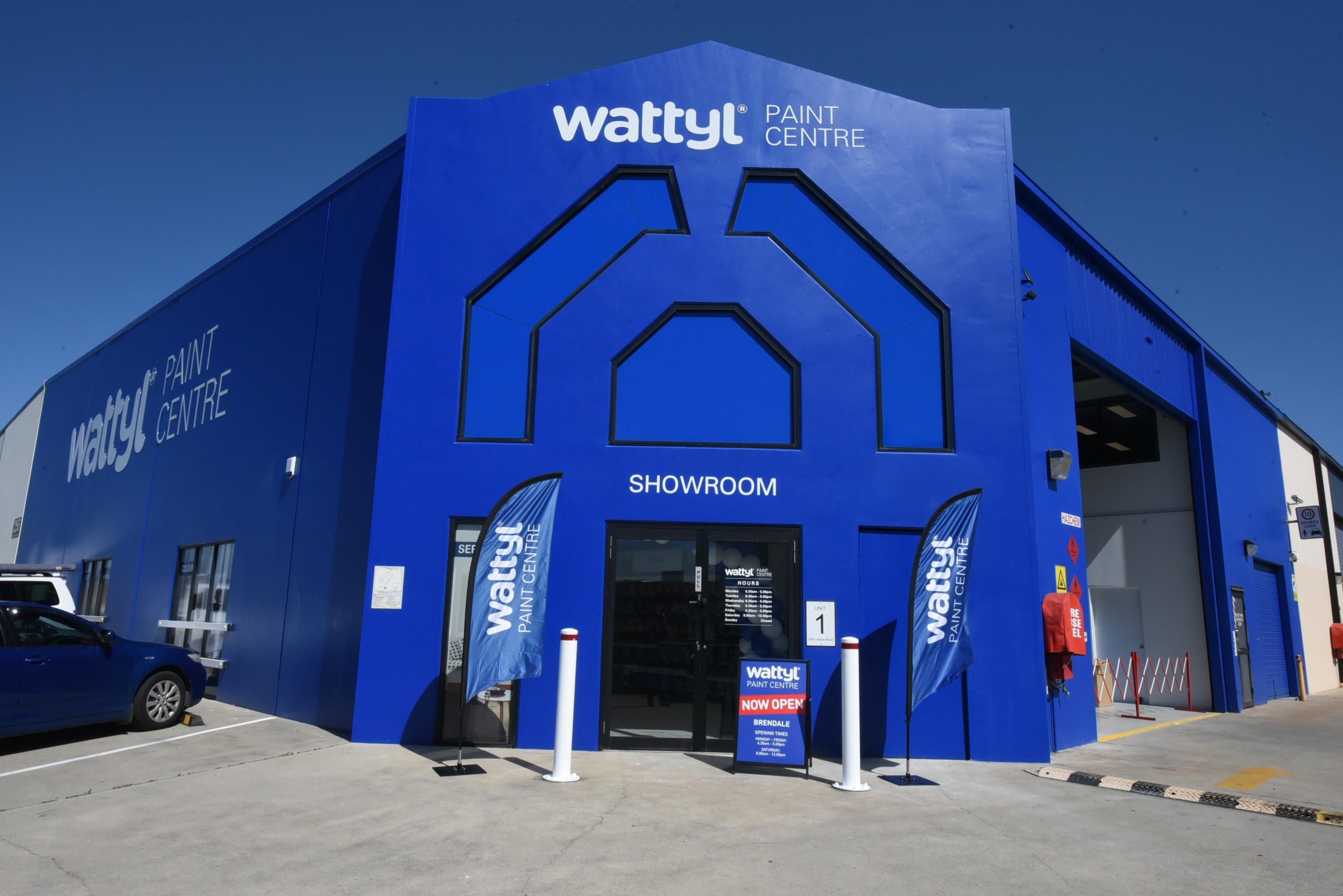 Wattyl Paint Centre Brendale