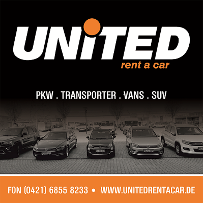 Autovermietung in Bremen UNITED rent a car GmbH in Bremen