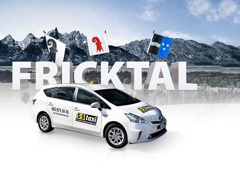 S&S Taxi Fricktal und Baselbiet