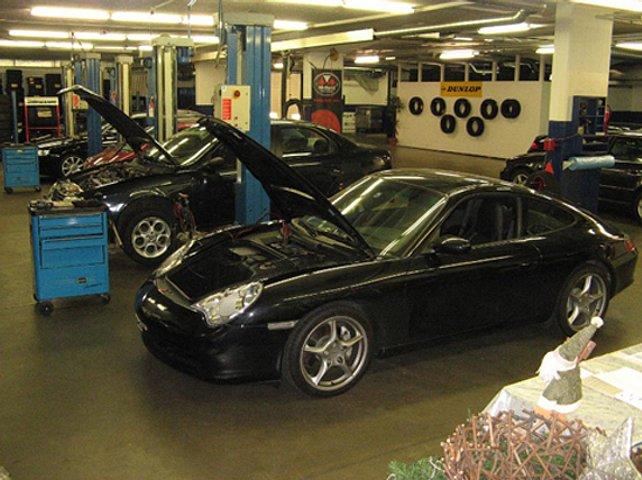 Lochergut-Garage AG