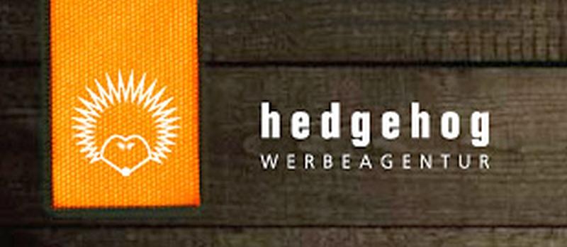 hedgehog Werbeagentur GmbH Logo