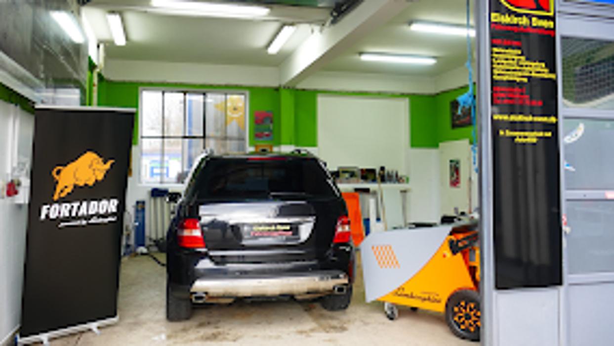 Bild zu Fahrzeugpflege Eiskirch Sven in Weilheim in Oberbayern