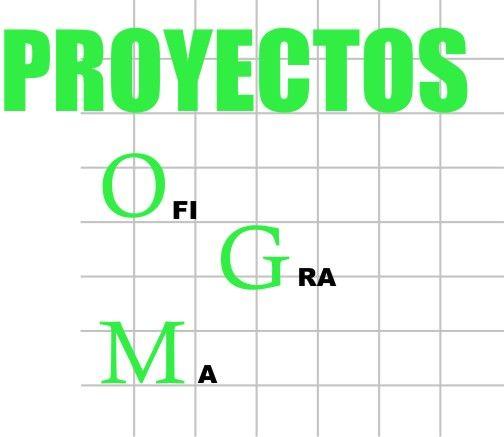 PROYECTOS OFIGRAMA