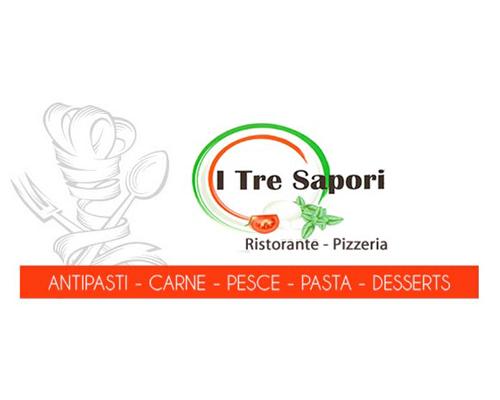 RISTORANTE I TRE SAPORI Logo