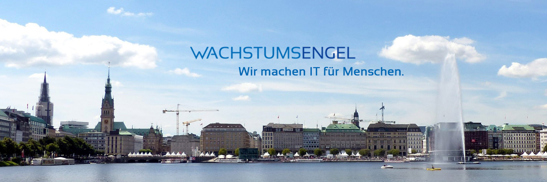 WACHSTUMSENGEL IT-Service Hamburg