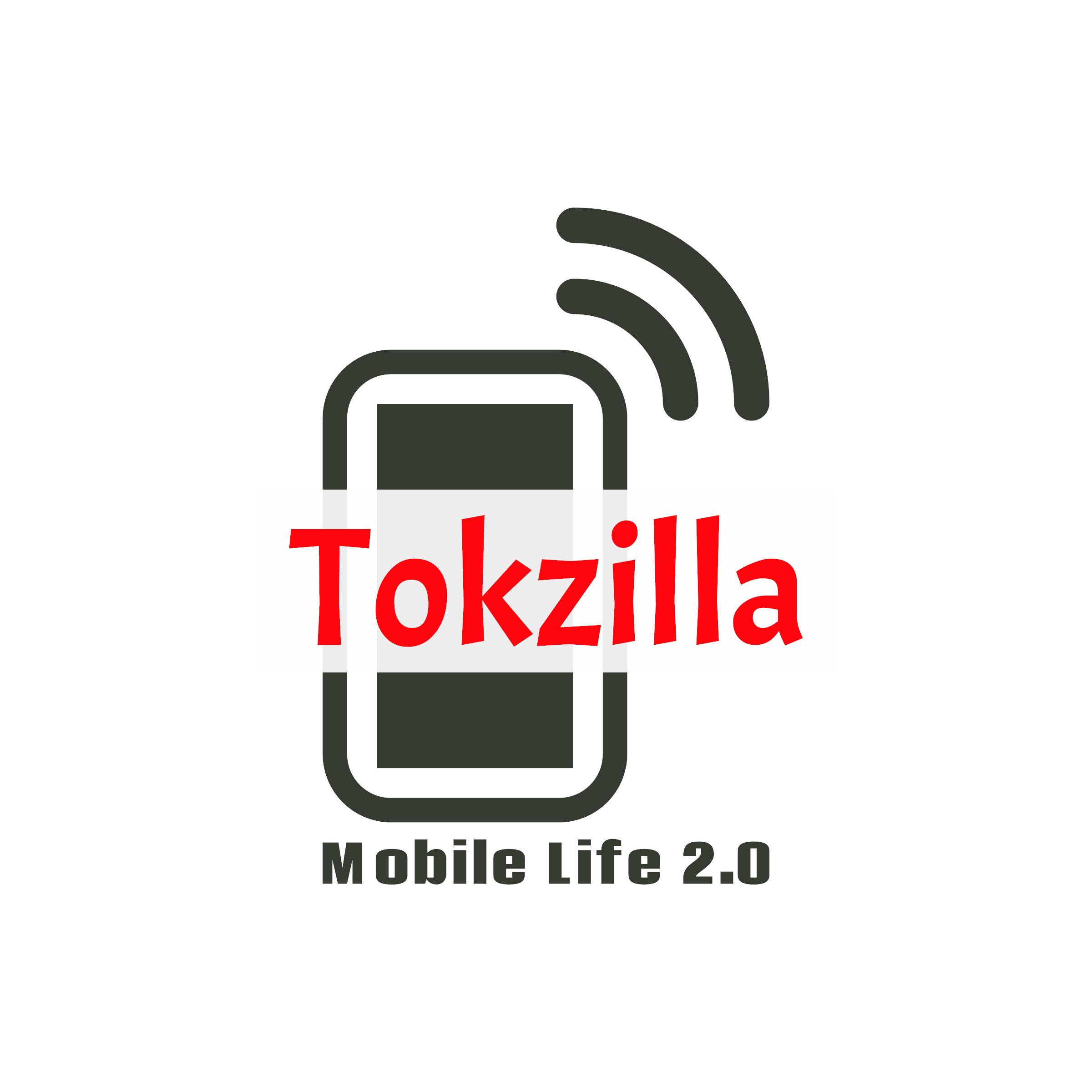 Tokzilla Mobile Life 2.0 Dein Vodafoneshop Logo