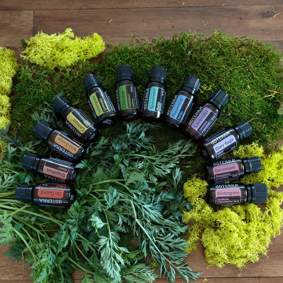 1 Drop At A Time Pure Essential Oils