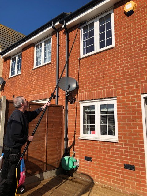 Hill Window Cleaning along the coast - East Sussex, East Sussex  BN10 7RA - 08006 785341 | ShowMeLocal.com