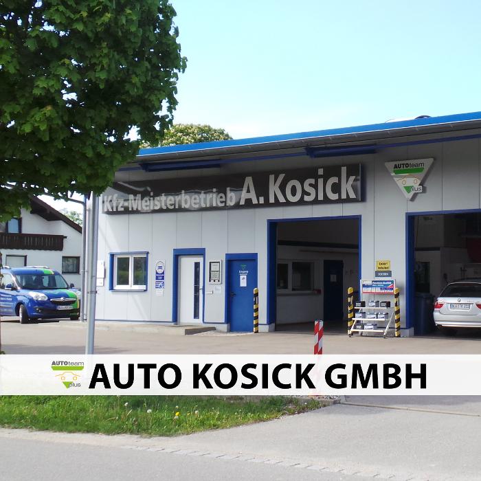 Bild zu Auto Kosick GmbH in Gundelfingen an der Donau