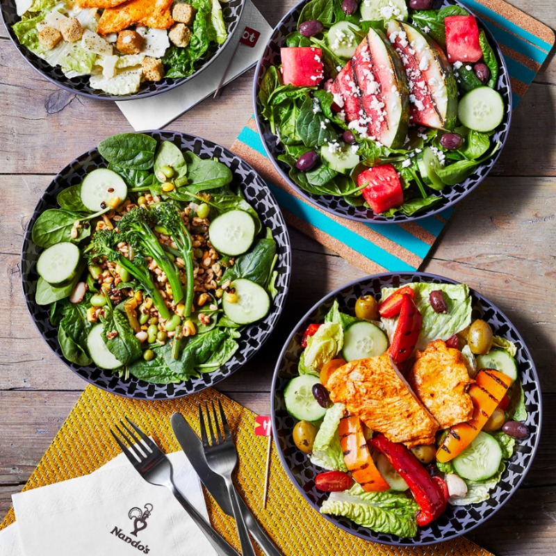 Nando's Leicester - Highcross - Leicester, Leicestershire LE1 4AN - 01162 519672 | ShowMeLocal.com