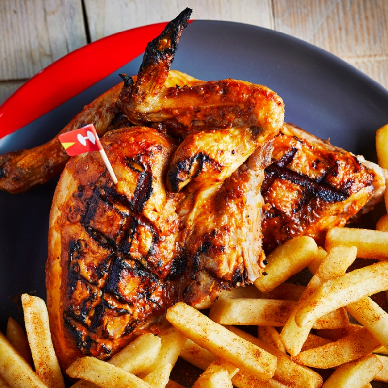 Nando's Leicester - Granby Street - Leicester, Leicestershire LE1 1DH - 01162 758303 | ShowMeLocal.com