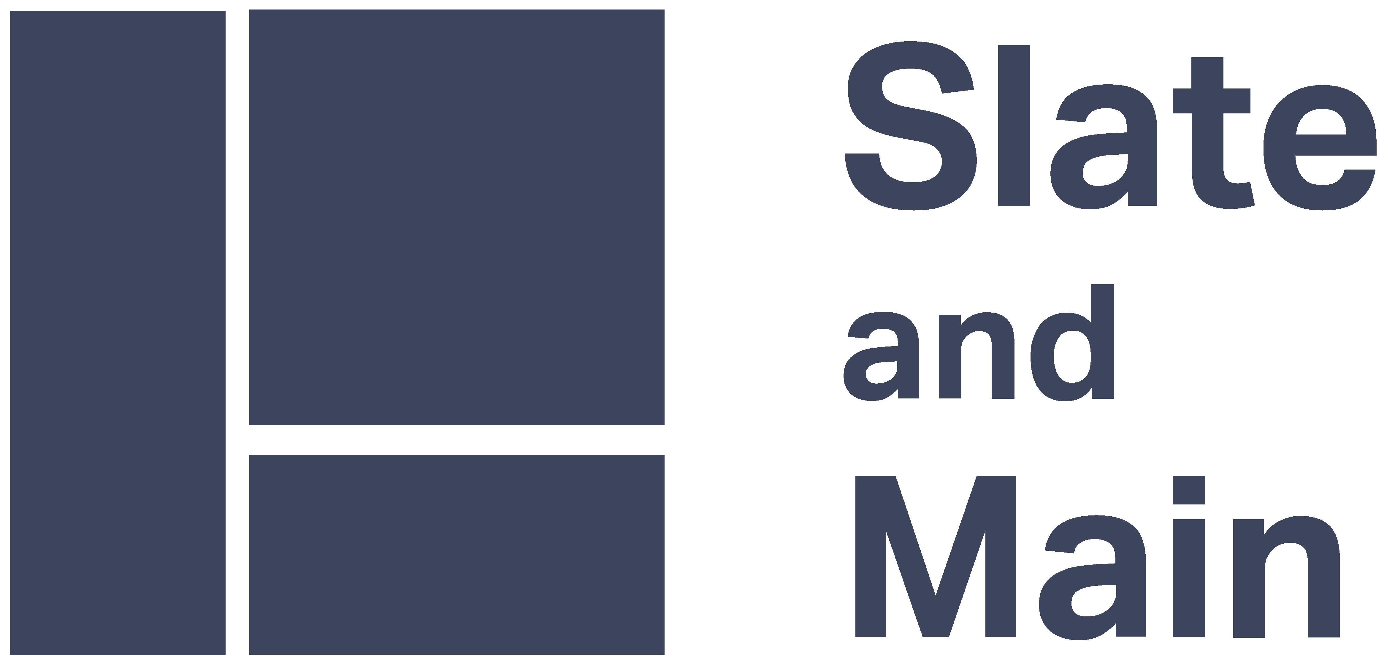 Slate and Main