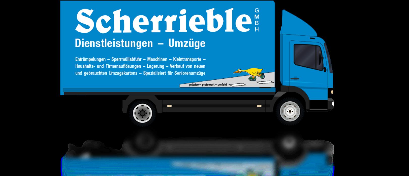 Bild zu Michael Scherrieble GmbH in Pforzheim