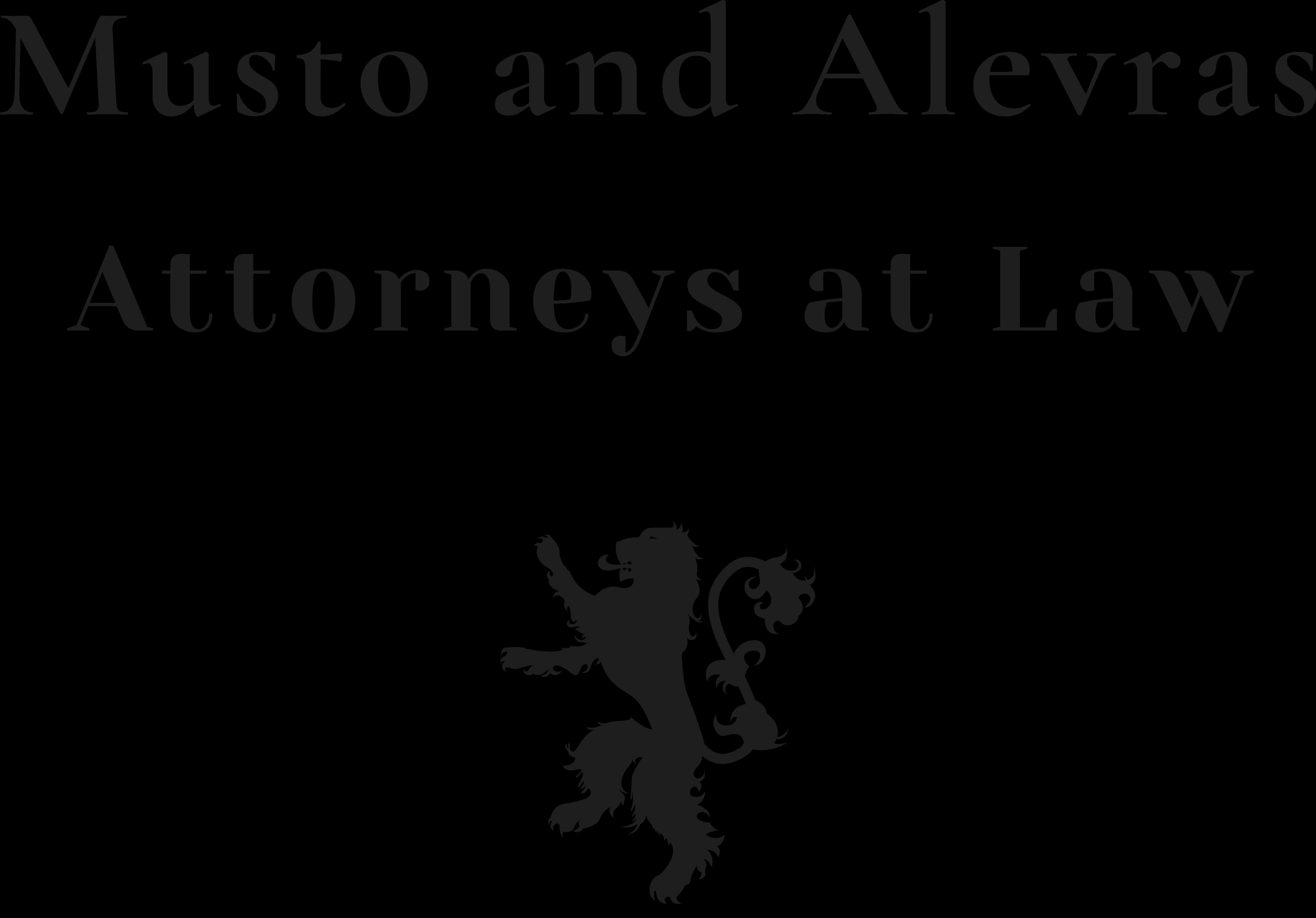 Musto & Alevras