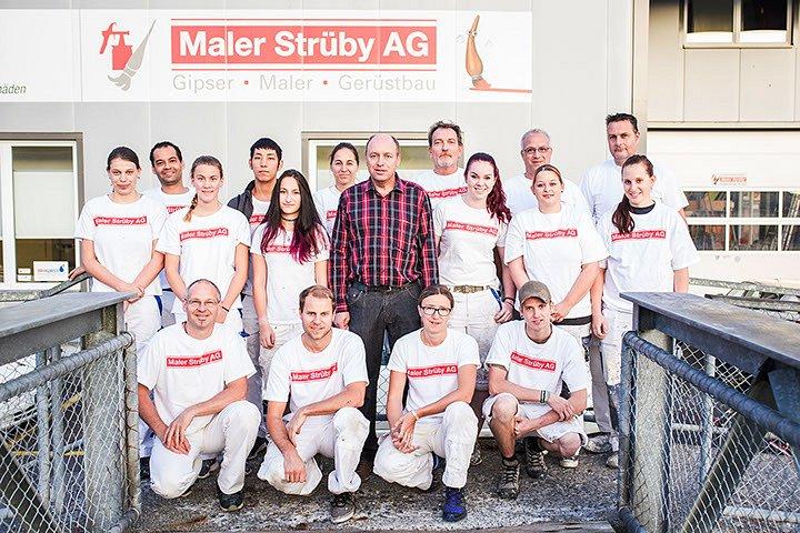 Maler Strüby AG