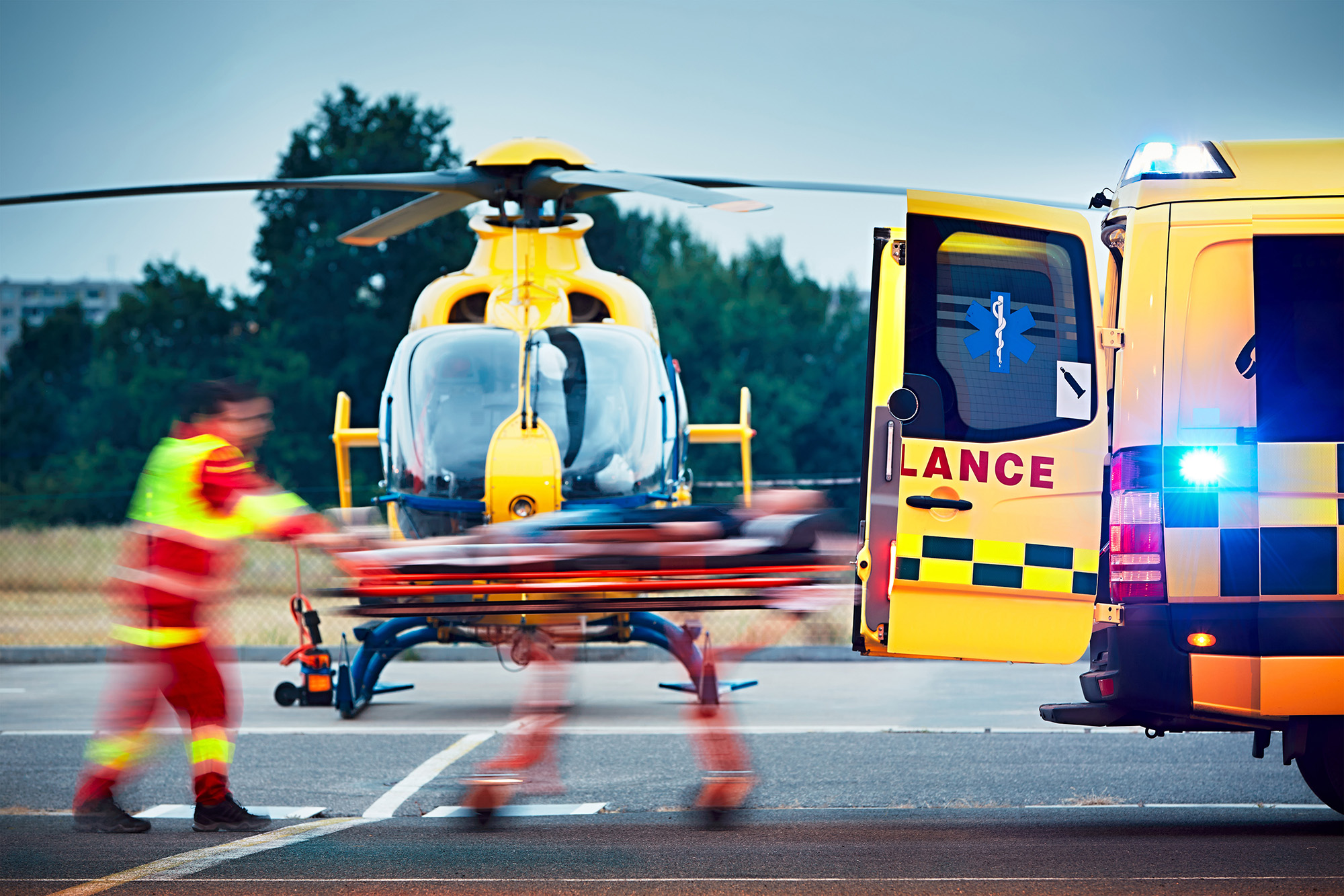 Trinity Medicare - 24/7 Road + Air Ambulance - Southend On Sea, Essex SS0 7SB - 020 3051 7870 | ShowMeLocal.com
