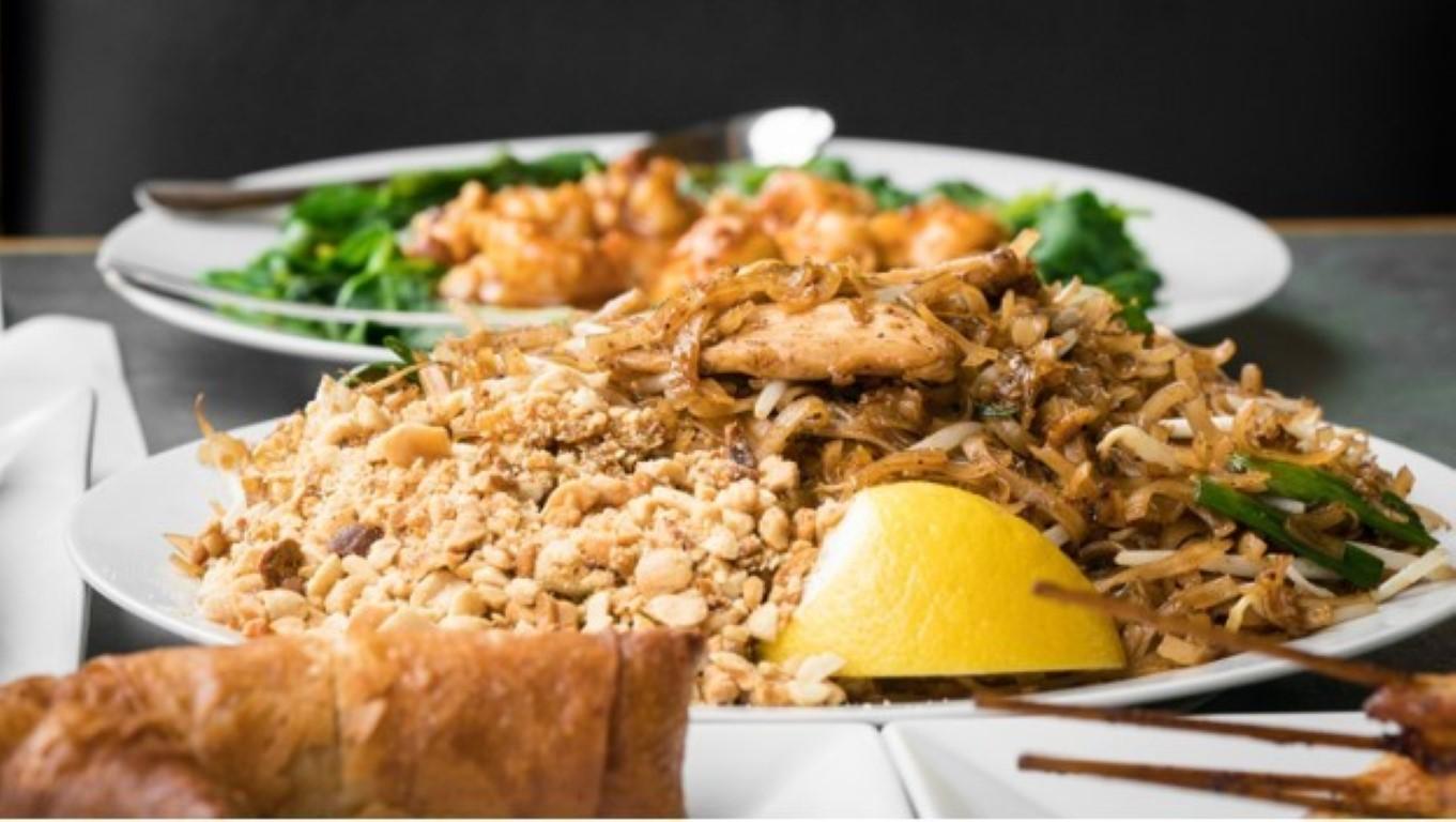 Ruam Mit Thai + Lao Food