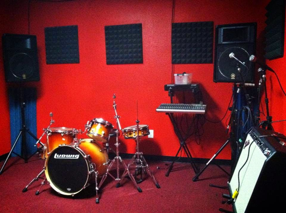 Sacred Sounds Rehearsal Studios