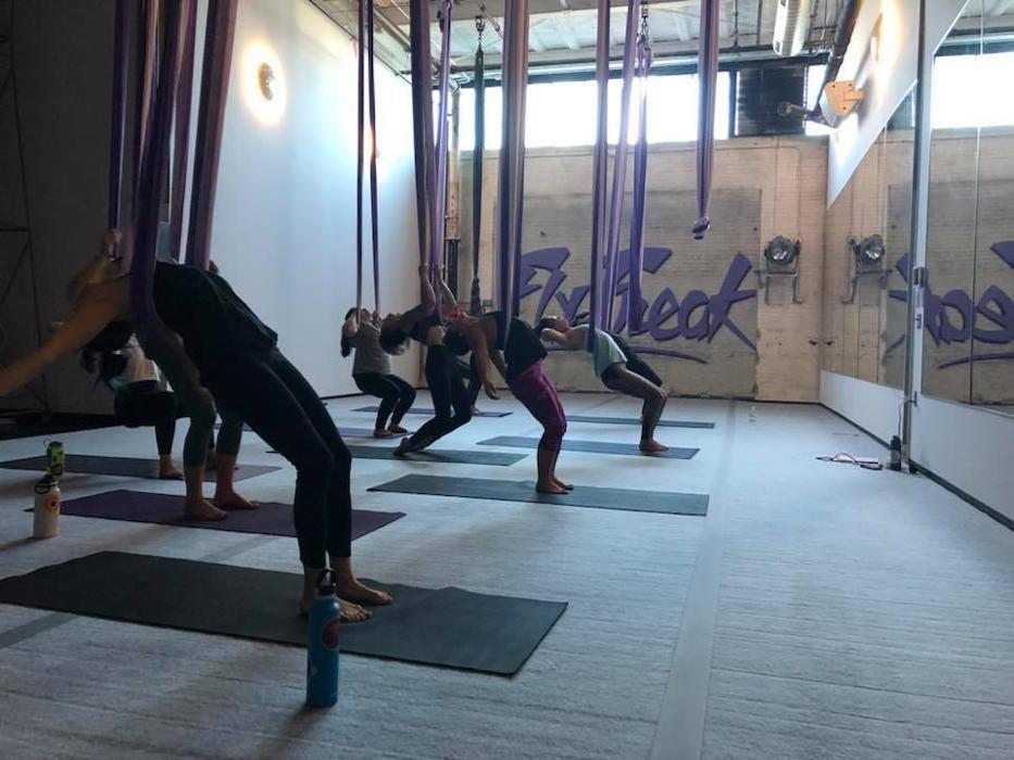 Fly Freak Yoga - Saint Paul, MN