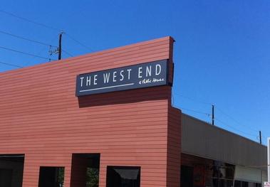 The West End - A Public House