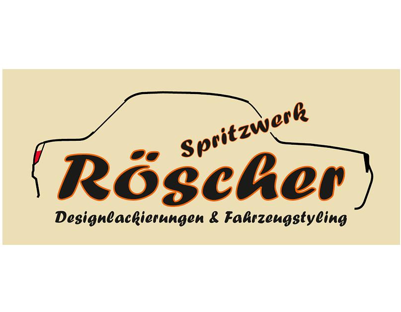 Röscher Designlackierungen & Fahrzeugstyling