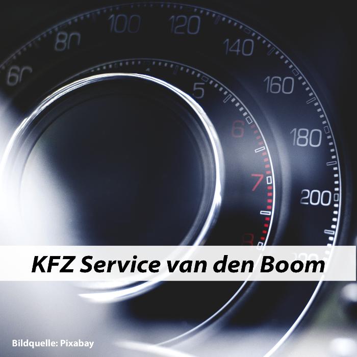 Bild zu KFZ Service van den Boom in Duisburg