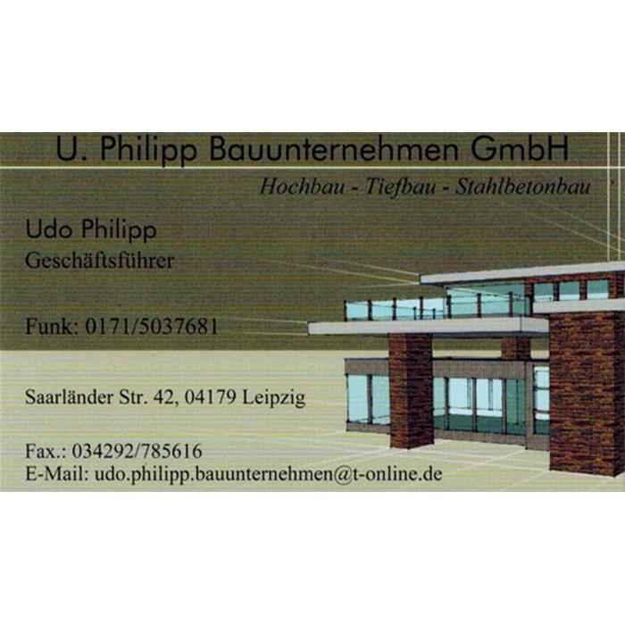 U. Philipp Bauunternehmen GmbH Leipzig
