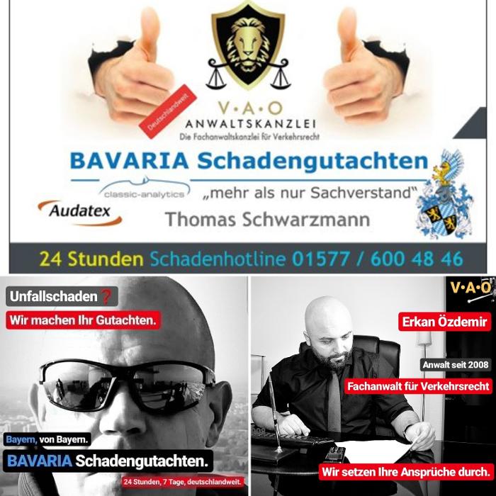 Bild zu BAVARIA GUTMANN Schadengutachten München in München