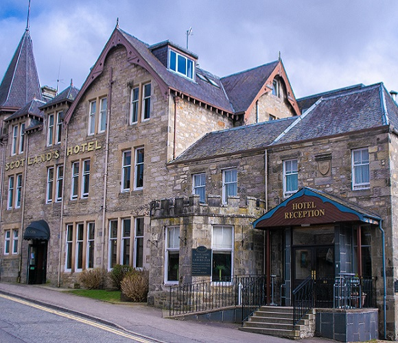 Scotlands Spa Hotel - Pitlochry, Perthshire PH16 5BT - 01796 484900 | ShowMeLocal.com