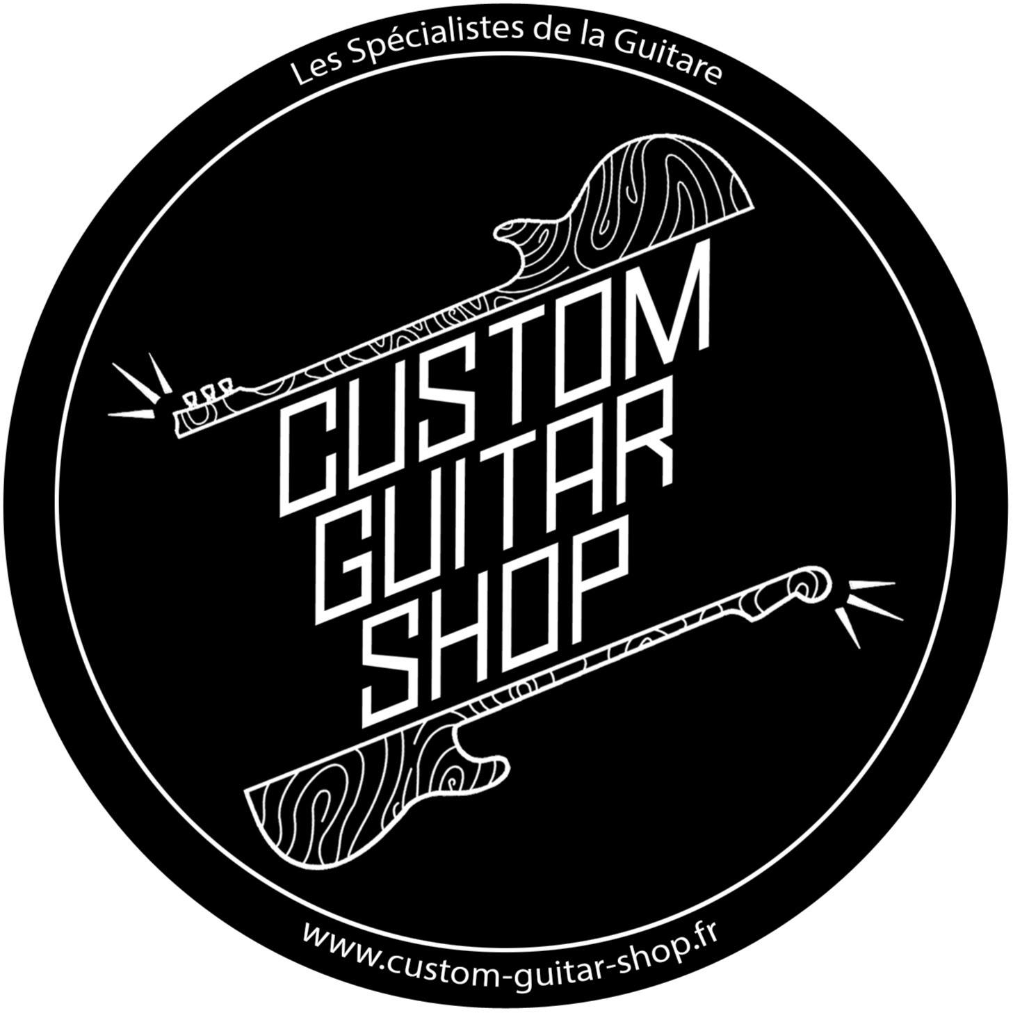 Custom Guitar Shop store